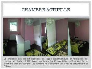 devoir la chambre de fabien formation coach d co jolies babioles. Black Bedroom Furniture Sets. Home Design Ideas
