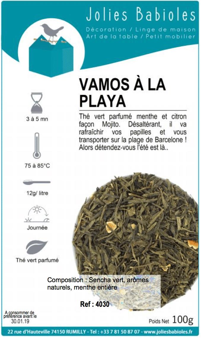 sélection thés et infusions