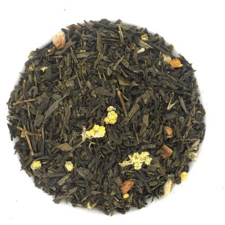 thé vert melody nelson