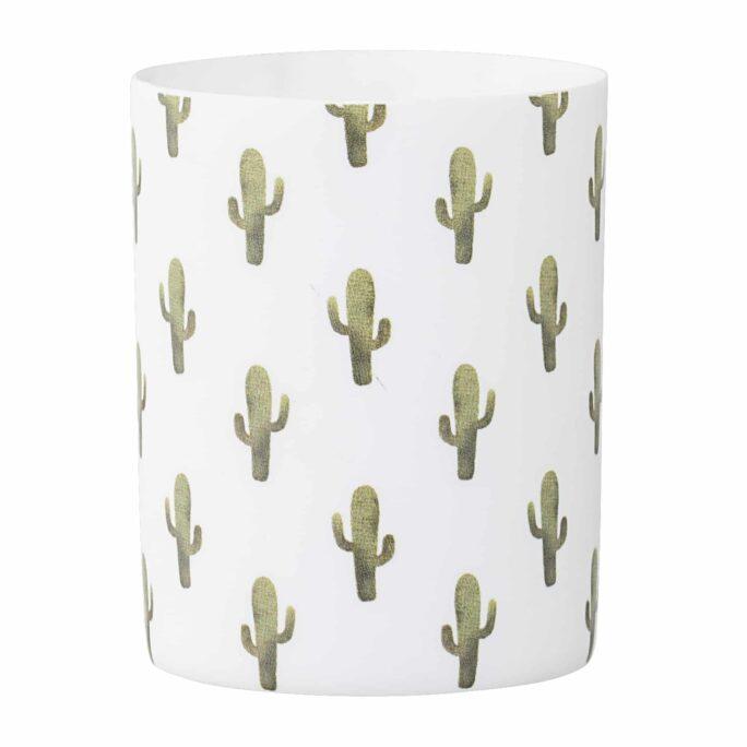 Photophore cactus Jade