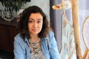 CHARLINE FABREGUES MARCEL MEDUSE CREATRICE ATTRAPE REVES