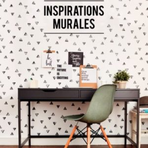 livre inspirations murales éditions eyrolles coaching deco