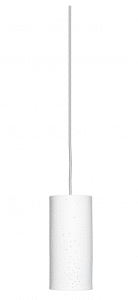 suspension luminaire porcelaine hubsch