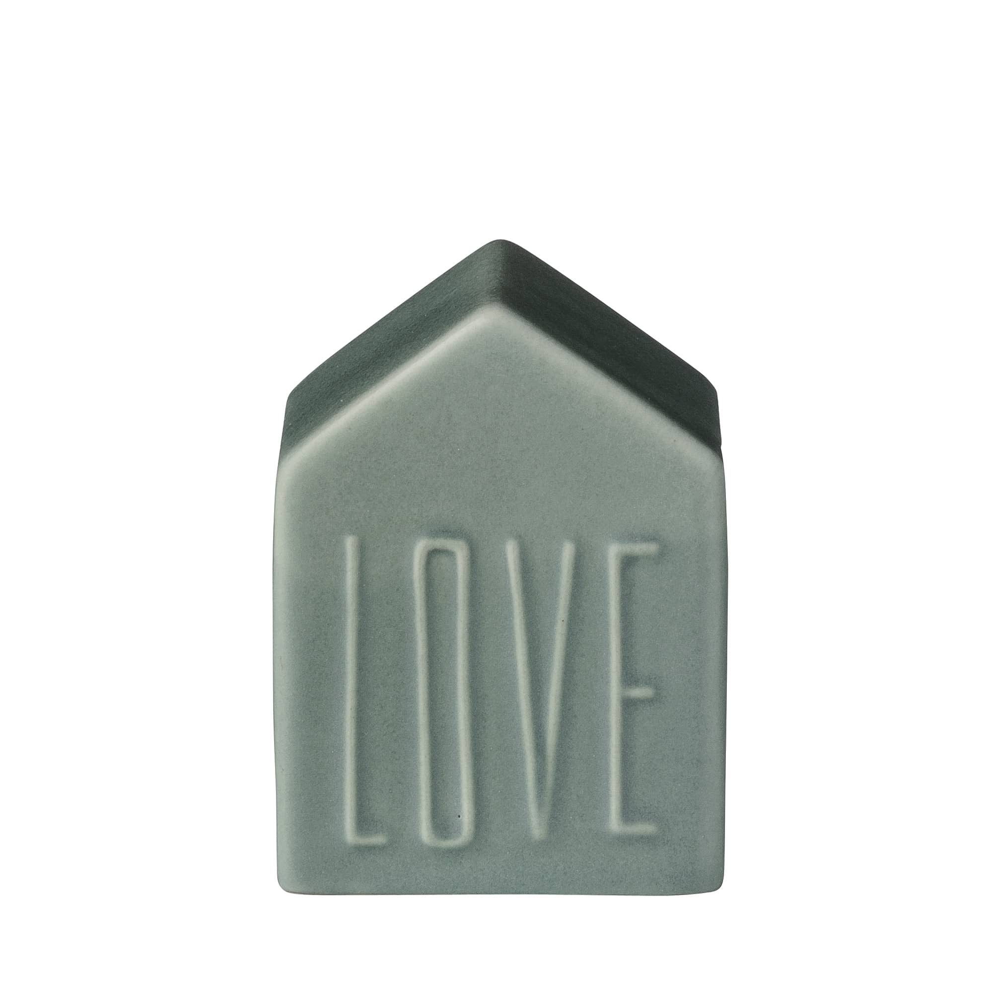 Maison déco Love en céramique