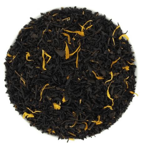 Thé noir fleurs de maracuja
