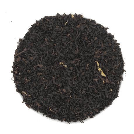 Thé noir parfumé citron de Provence