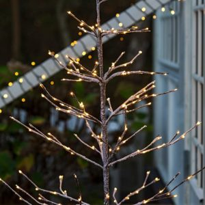Arbre lumineux Alex 180cm intérieur/extérieur