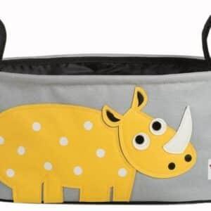 Sac à poussette Rhinocéros