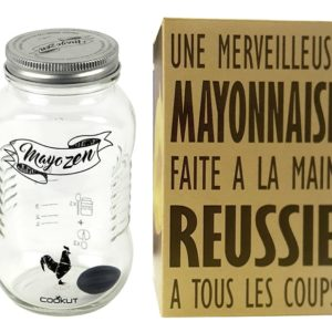 Mayozen shaker à mayonnaise - Cookut