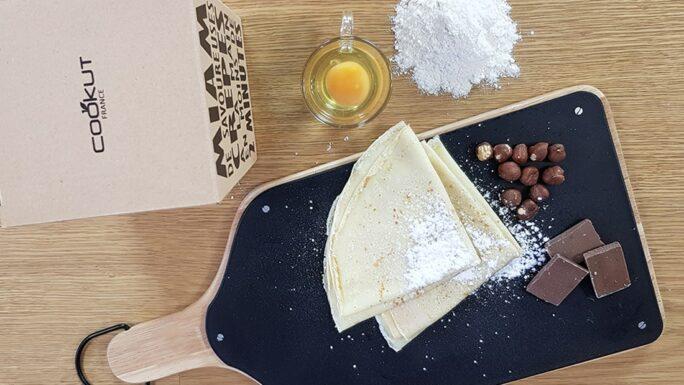 Miam Shaker pour crêpes, pancakes et gaufres maison