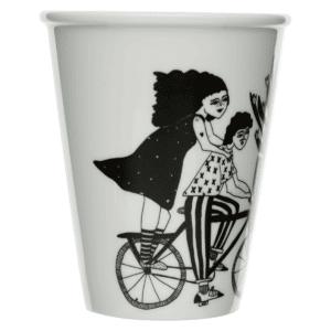 Tasse en porcelaine Paulien & Stijn