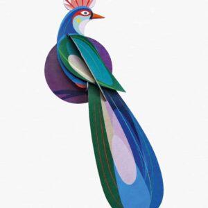 Oiseau du paradis Décor mural Banda