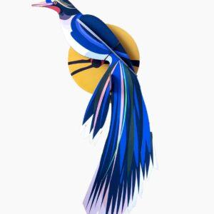Oiseau du paradis Décor mural Flores