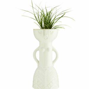 Grand vase silhouette femme