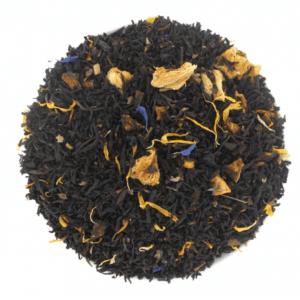Thé noir Orange et Mangue Bio