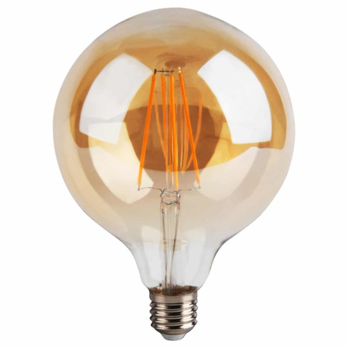 Ampoule LED GLOBE 8W Dimmable