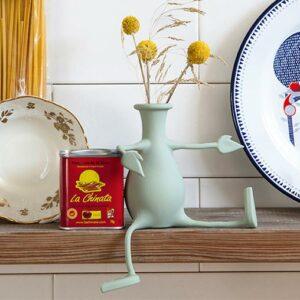 Vase FLORINO Bleu