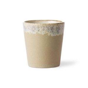 Mug collection 70'S coloris BARK