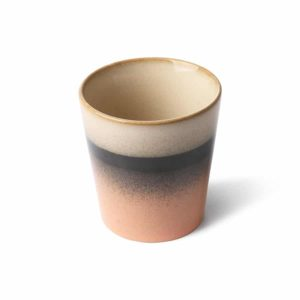 Mug collection 70'S coloris TORNADO
