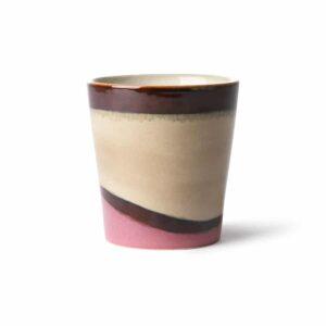 Mug collection 70'S coloris DUNES