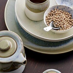Petite cuillère en porcelaine