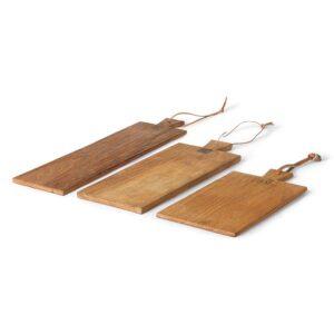 Planche à pain en teak