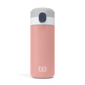 Bouteille isotherme compacte MB POP ROSE FLAMINGO