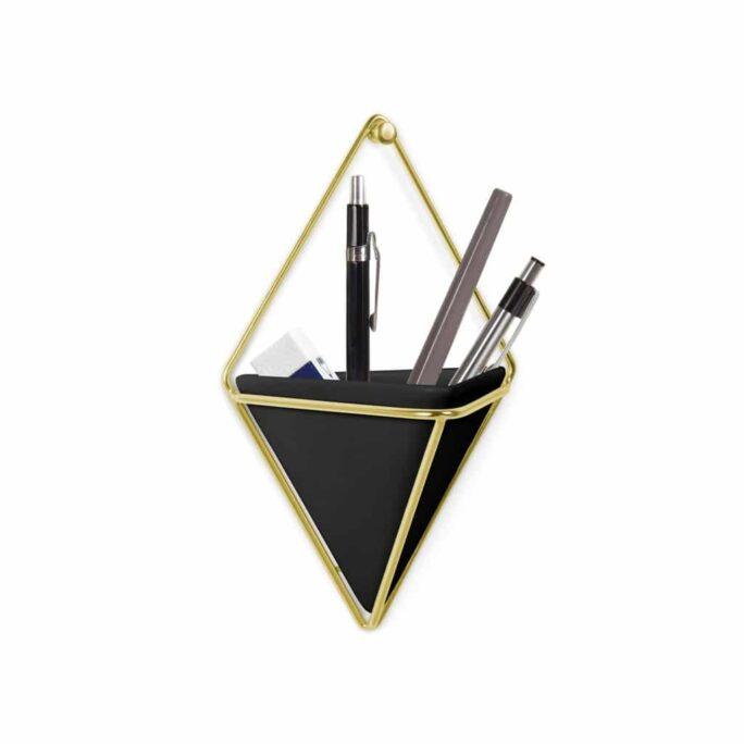 Petites Suspensions TRIGG Noir / Doré mat