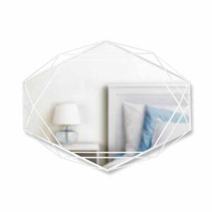 Miroir PRISMA Blanc