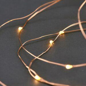 Guirlande lumineuse Copper