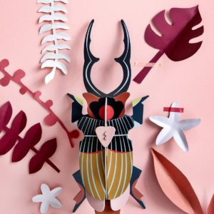 Insecte Décor mural Giant Stag Beetle