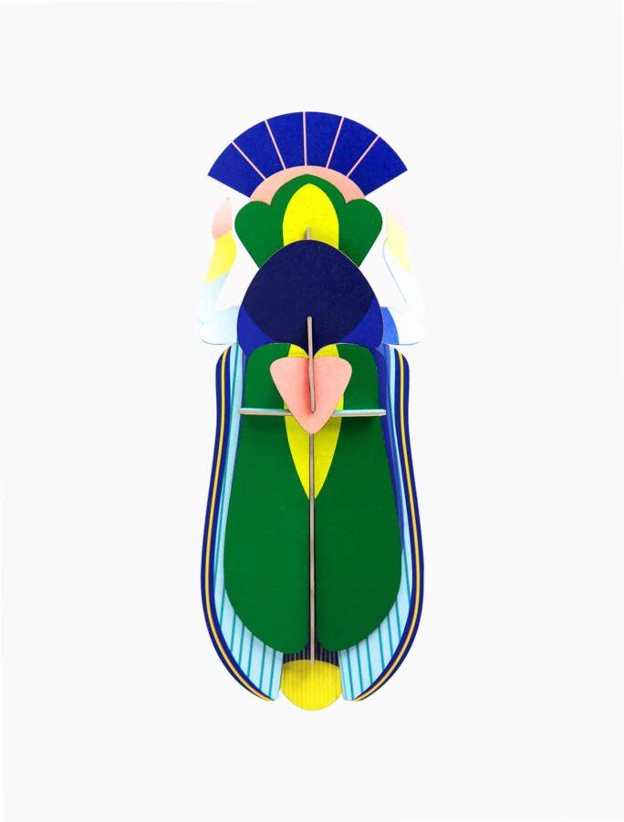 Insecte Décor mural Titan Beetle