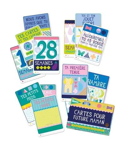 Cartes Photos « Pour future maman »