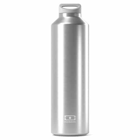 Bouteille isotherme MB STEEL SILVER