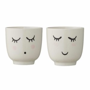 Set de 2 tasses SMILLA