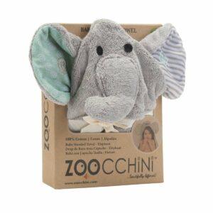 Serviette bébé ELLIE L'ELEPHANT