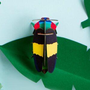 Petit insecte Décor mural JEWEL BEETLE