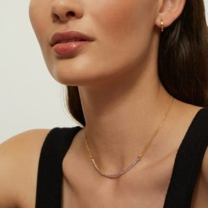 Collier LILAS TRACY GOLD