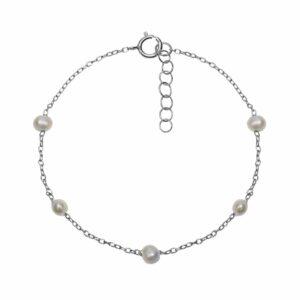 Bracelet SATIN SILVER