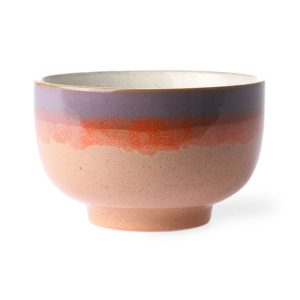 Bol collection 70'S coloris SUNSET