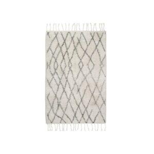 Tapis rectangulaire en coton 60x90cm